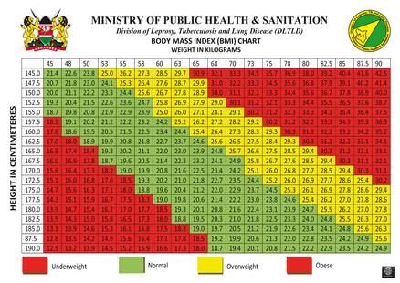 BMI Chart | medbox org