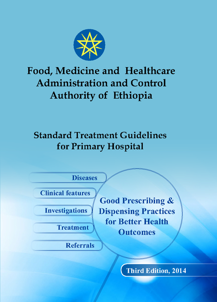 standard treatment guideline for primary hospital medbox org rh medbox org standard treatment guideline 2016 ethiopia standard treatment guideline for ethiopia