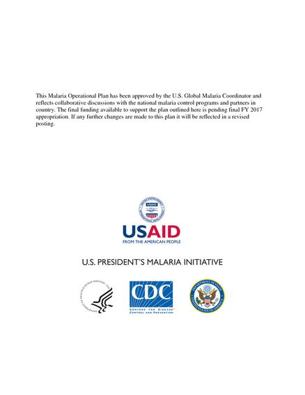 malaria treatment guidelines 2017 india pdf