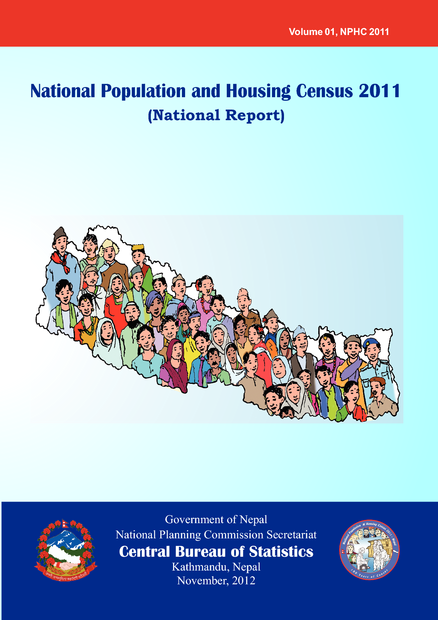 Nepal: National Population and Housing Census 2011, National